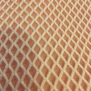 Dkny Dresses - DKNY Fit & Flare Mesh Scuba Dress NWT w/pockets!!